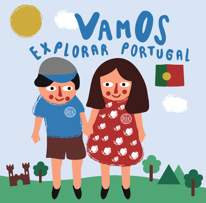 My Bookpack_Travel_Explore Portugal_Children Book_Vamos Explorar Portugal