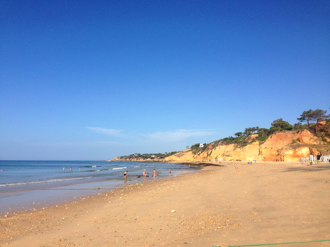 Best Beaches in Portugal_Algarve_Praia Maria Luísa